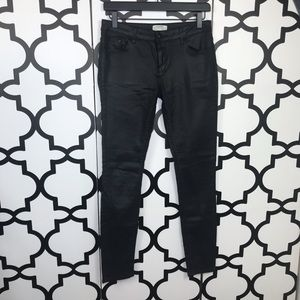 Zara Woman Black Skinny Jeans
